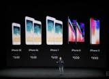 ក្រុមហ៊ុន Apple បើកសម្ពោធទូរស័ព្ទ iPhone 8 / 8 Plus និងទូរស័ព្ទ iPhone X